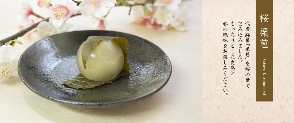 桜 栗苞(さくら くりづつみ)