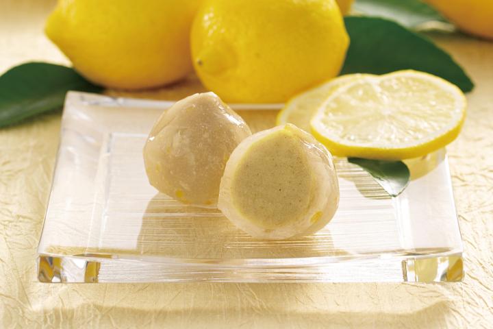 創作栗きんとん レモン栗苞